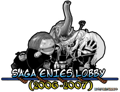 One Piece - Saga Enies Lobby