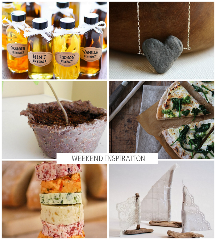 Weekend Inspiration Nautical, Pizza, Seedlings and More