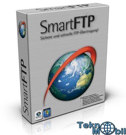SmartFTP Pro v9.0.2443.0 Türkçe Full İndir