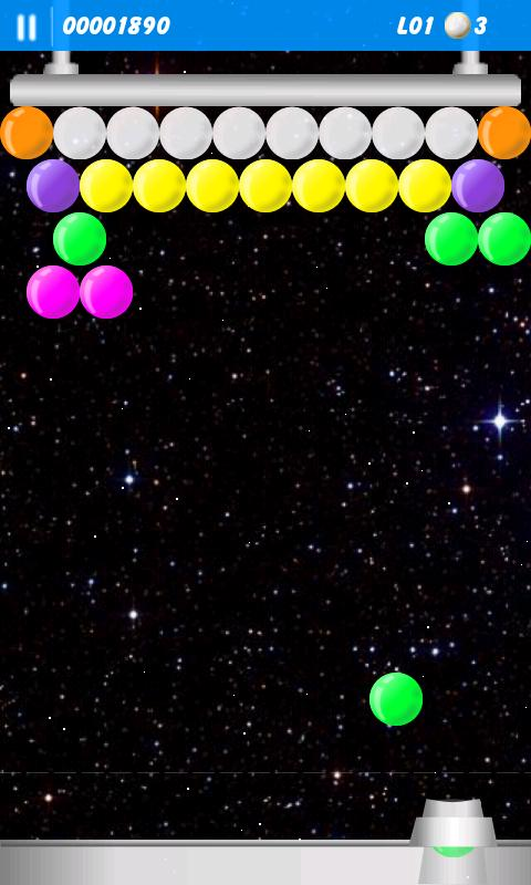 Space Bubbles- screenshot
