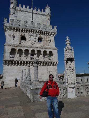 Obiective turistice Lisabona: Turnul Belem