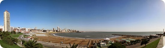 mar del plata playa bristol