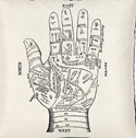 palmistry diagram