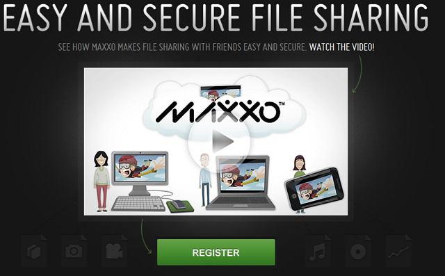 maxxo: almacenamiento en la nube