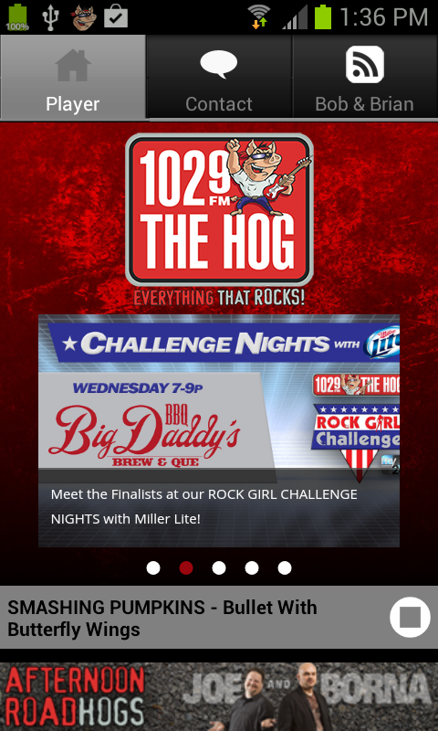 102.9 The Hog - screenshot