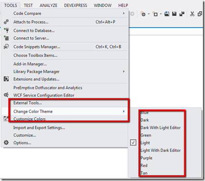 ThemeMenuVisualStudio2012