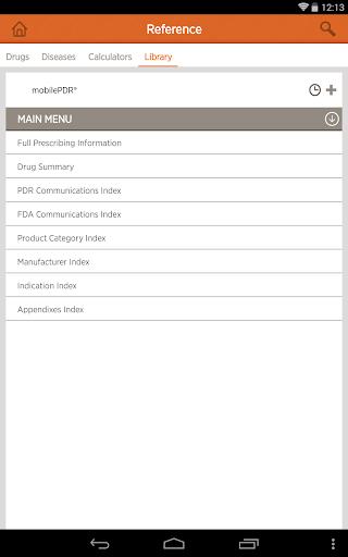 【免費醫療App】mobilePDR® for Prescribers-APP點子