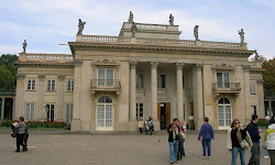 Palacio Lazienki