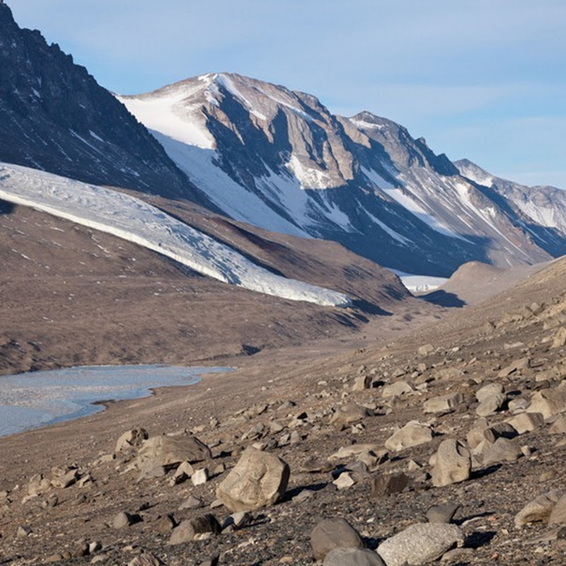 McMurdo Dry Valleys of Antarctica: The Driest Place on Earth