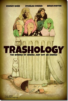 trashology poster
