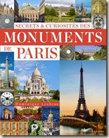 Monuments de Paris par Dominique Lesbros