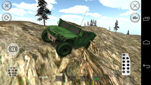 Z Army Truck Driving Simulator