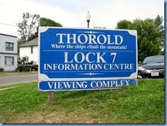 8403 Thorold - Lock 7 Viewing Complex