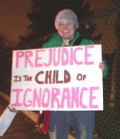 Prejudice is ignorance