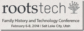 rootstech 2014.