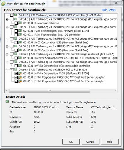 Pro driver 1000 intel vmware mt