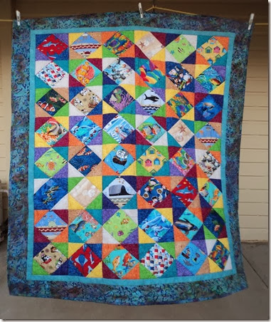Quilt for Kerry 2013