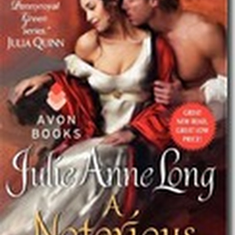 Review: A Notorious Countess Confesses [Pennyroyal Green 7]