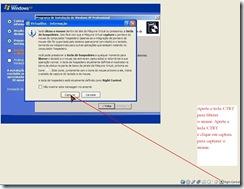 Imagem-VirtualBox - Informação-captura