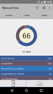 RescueTime Time Management screenshot 7