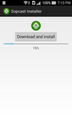 Sopcast Easy Installer