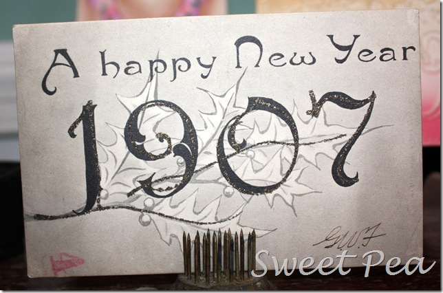 Vintage New Year Cards8