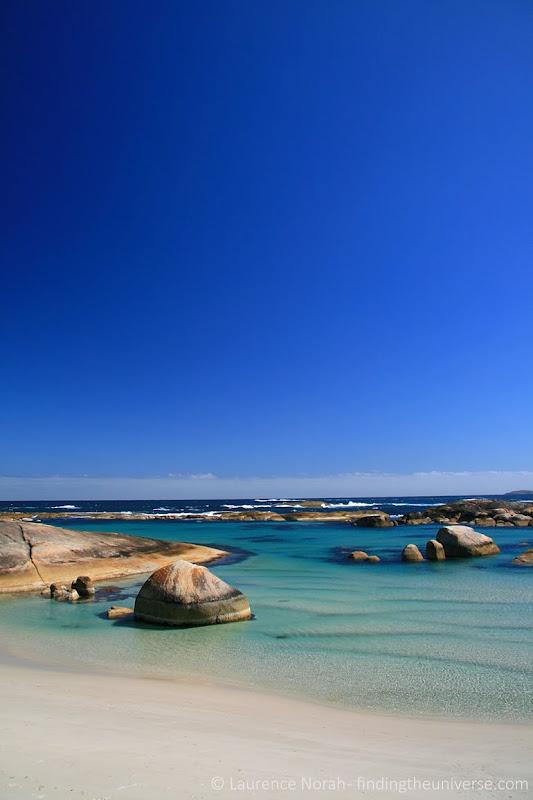 Elephant rocks beach australia