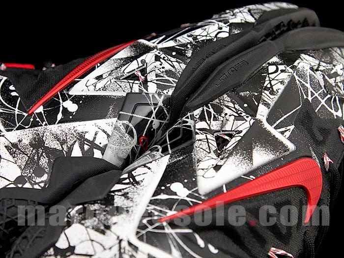 Coming Soon8230 Nike LeBron XI Graffiti 616175100 ... 10294acb1