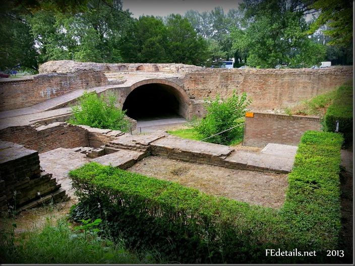 Il Torrione del Barco, Foto1, Ferrara, Emilia Romagna, Italia - The Keep of Barco, Photo1, Ferrara, Emilia Romagna, Italy - Property and Copyrights of FEdetails.net (c)