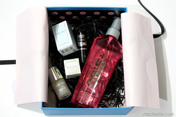 GlossyboxPopArtEdition3