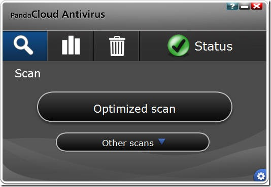 Panda Cloud Antivirus-Free download