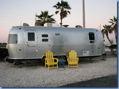 5918 Texas, South Padre Island - KOA Kampground - our Airstream trailer