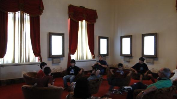 Sala Panteão da Política Mineira