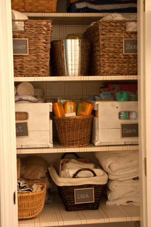 Domestic Fashionista An Organized Hall Closet