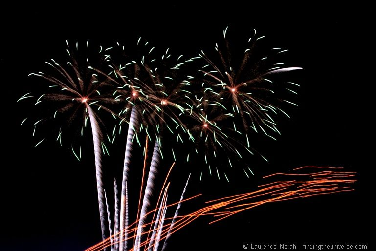 Fireworks by Laurence of findingtheuniverse.com