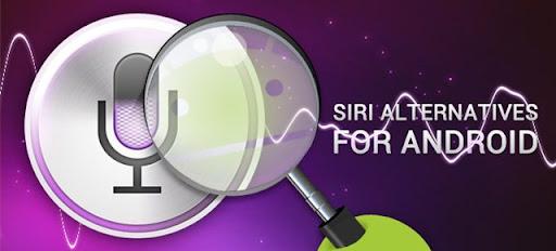 4 alternativas a Siri para Android