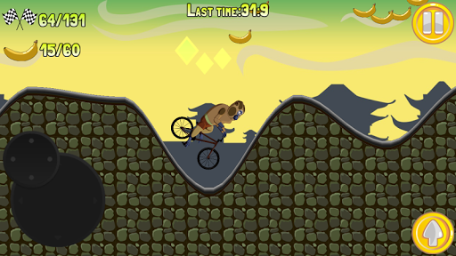Monkey BMX