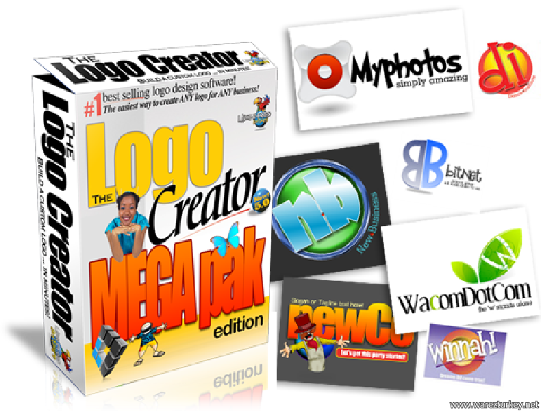 The Logo Creator 7.2.9 + Portable