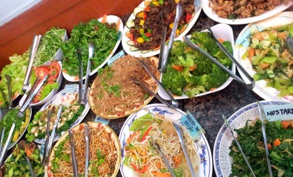 Restaurante Yan Shan Zay