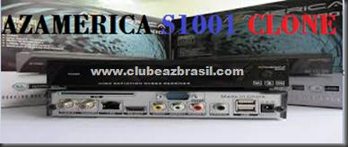 Tutorial Azamerica S1001 Clone e Configuração do iks | Clube Az