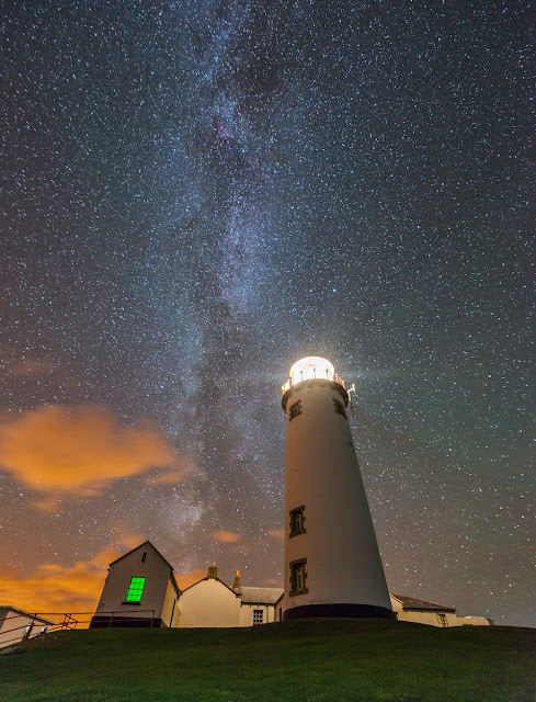Milky Way Behind Fanad Lighthouse.jpeg