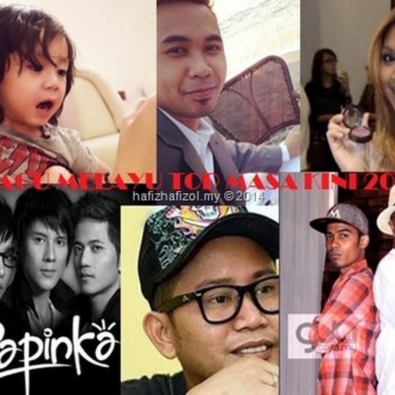 LAGU MELAYU TOP MASA KINI 2014 #2