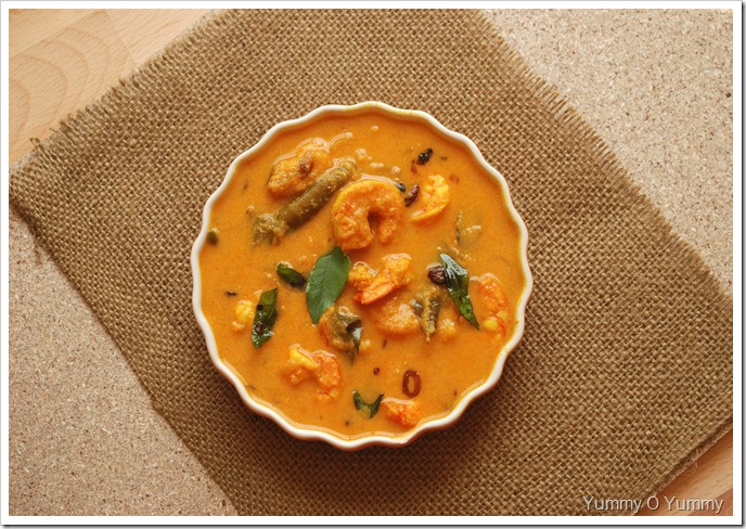 Prawn - Mango Curry