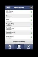 Screenshot of MoneyController PLUS