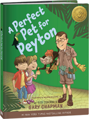 5 Love Languages: A Perfect Pet for Peyton {Review & Giveaway}