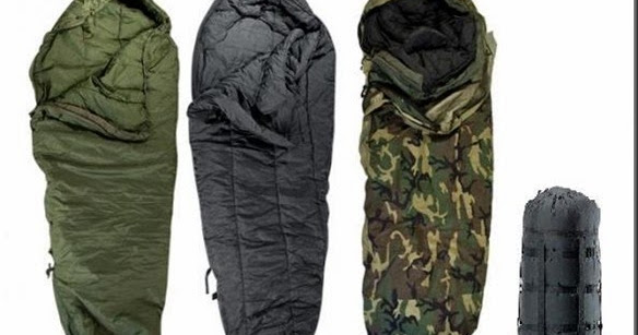 Wood Trekker: US Military Modular Sleep System (MSS) Review