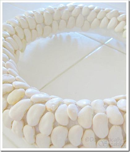 Lima Beans on Wreath