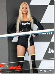 Paddock Girls Gran Premio bwin de Espana  29 April  2012 Jerez  Spain (2)