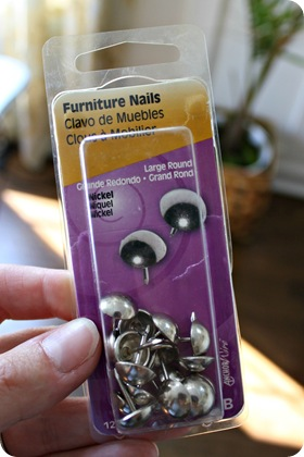nail head trim for furniture