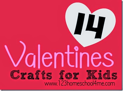 Vlaentines Day Crafts for Kids